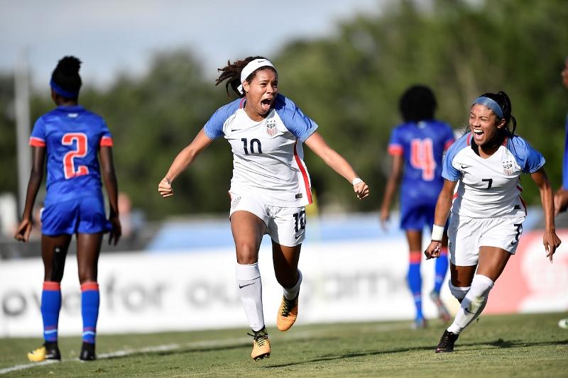 Mia Fishel - US Soccer