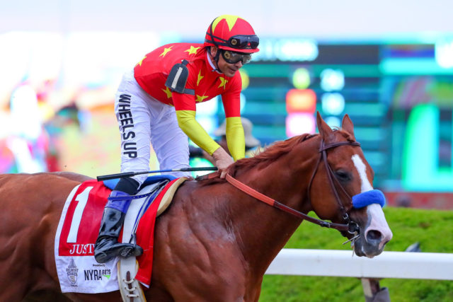 Justify - Belmont Stakes