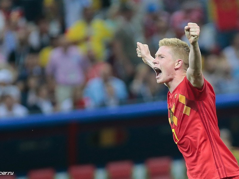 Kevin De Bruyne, World Cup