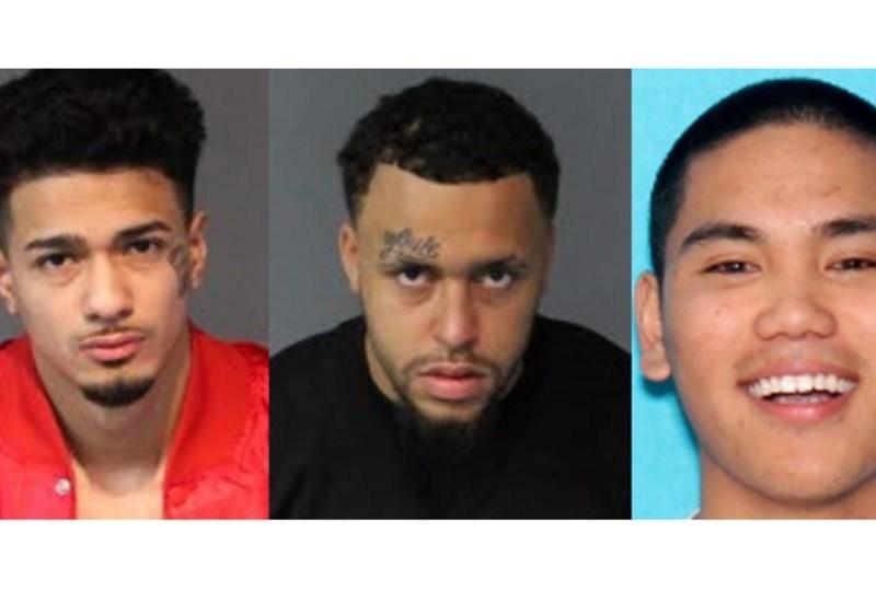 Suspects in Reno Killing