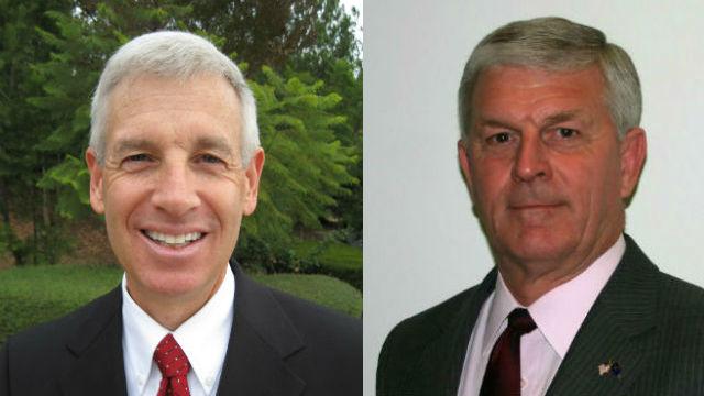 Mark Balmert and Randy Bogle