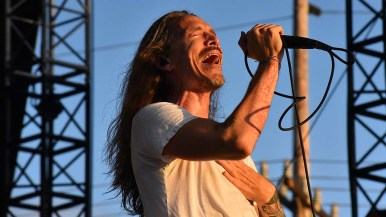 Brandon Boyd performs with Incubus at KAABOO Del Mar.