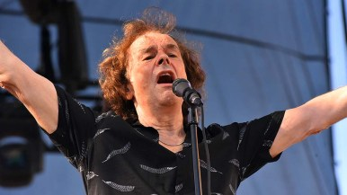 Colin Blunstone leads The Zombies, one of the original British Invasion bands of the 1960s