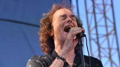 Colin Blunstone leads The Zombies, one of the original British Invasion bands of the 1960s.
