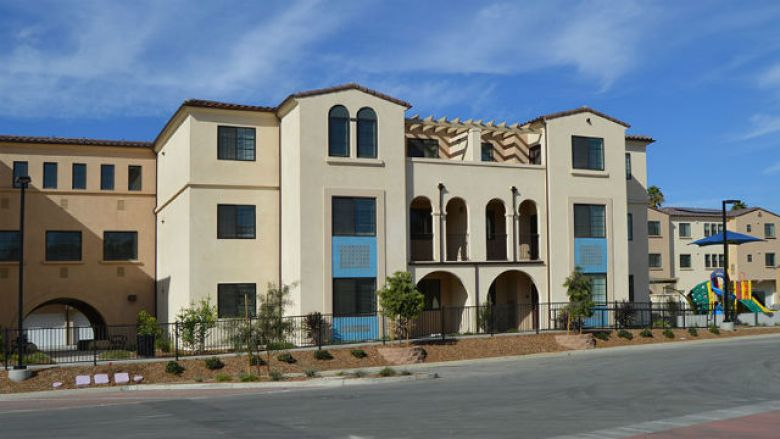 Affordable housing project in Oceanside