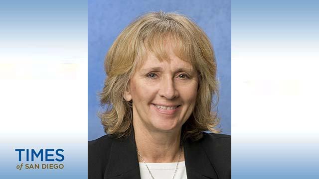 Former San Diego State University interim president Sally Roush.