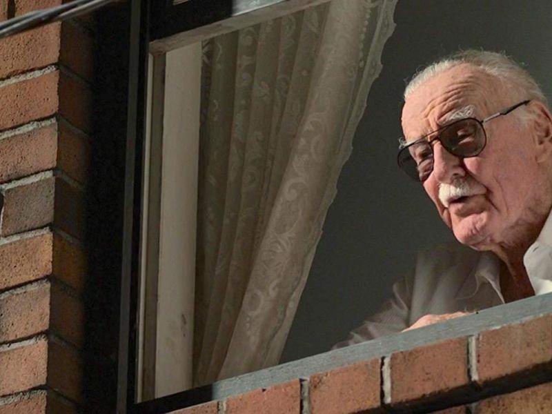 Stan Lee-Spiderman-Marvel