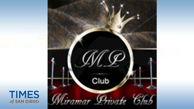Miramar Private Club marijuana dispensary logo.