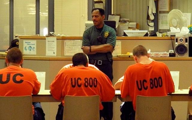 Juveniles in custody
