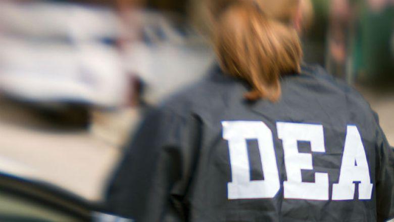 A Drug Enforcement Administration Agent