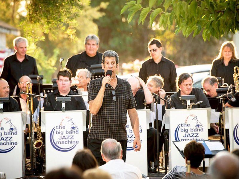 Ira Liss Big Band Jazz Machine