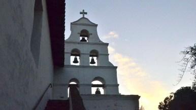 Mission San Diego de Alcala is California's first church.