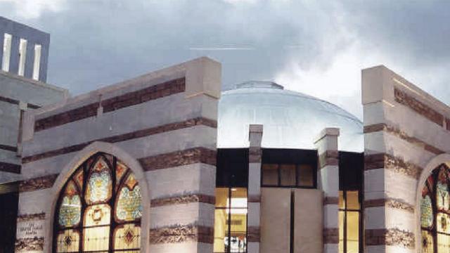 Chapel at Congregation Beth Israel in La Jolla