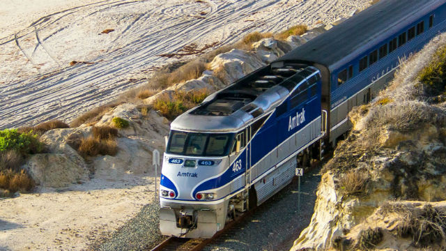 Amtrak Pacific Surfliner