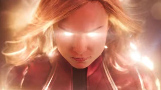 "Scene from ""Captain Marvel"""