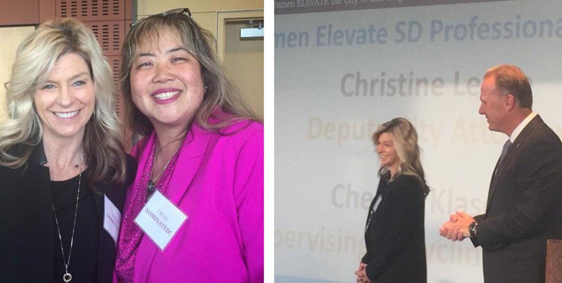 Women Elevate SD