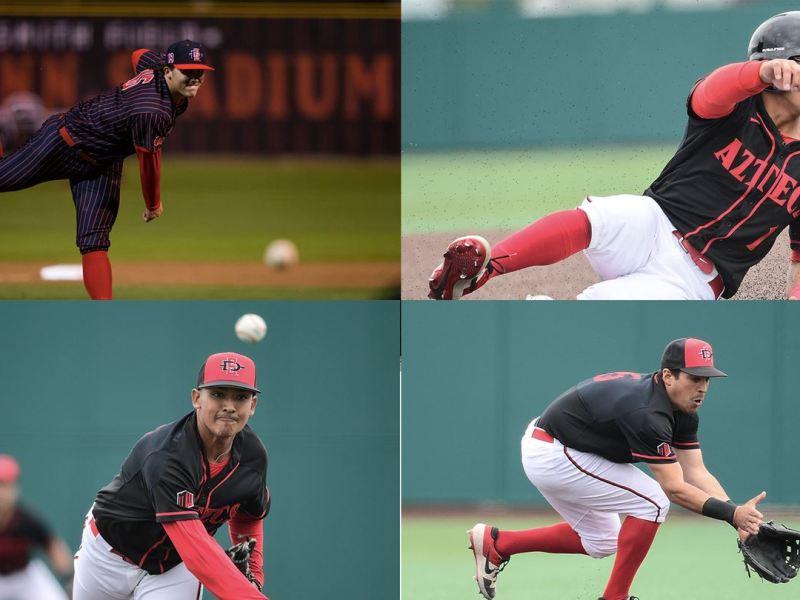 San Diego State baseball