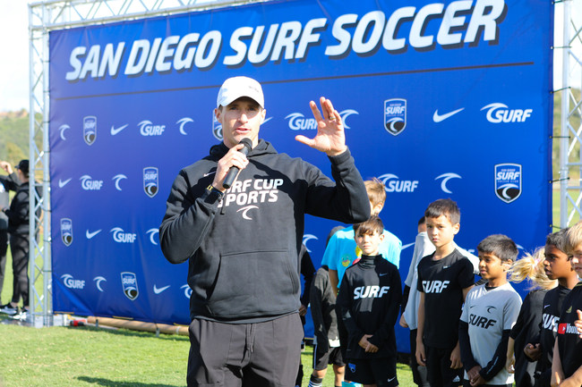 Brees Surf Cup