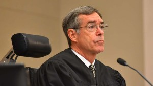 """Judge Ronald Frazier asked attorney David Kenney: """"Would the FPPC have the jurisdiction ... to enjoin Mr. Gloria from using the funds?"""" Kenney said yes."""