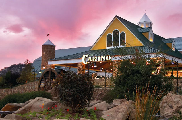 Barona Casino in Lakeside