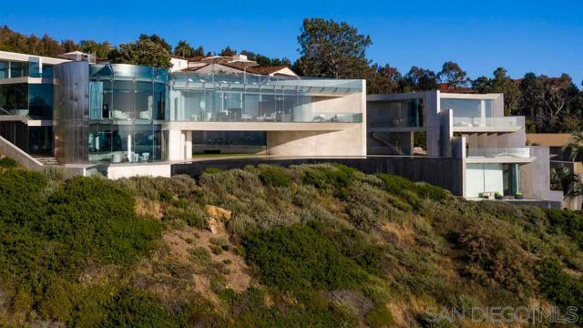 The Razor House in La Jolla