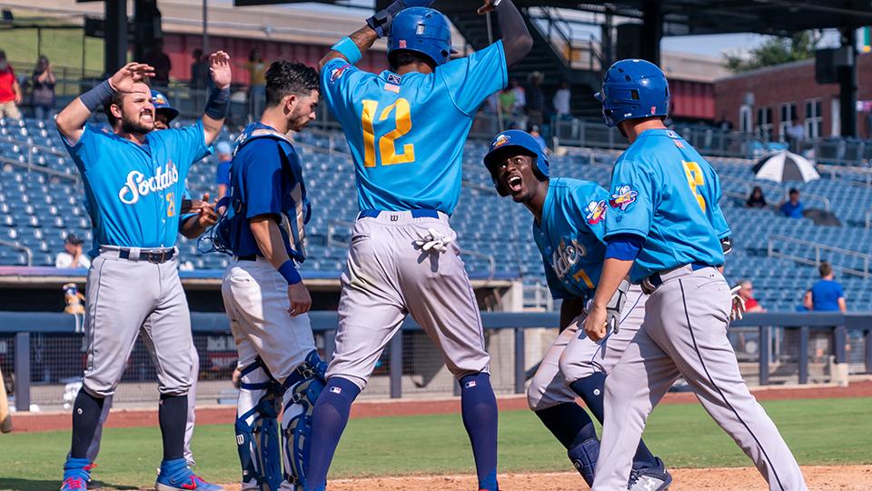 Amarillo Class-AA Minor Leagues