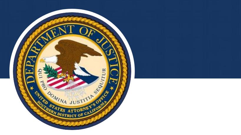 An official seal.