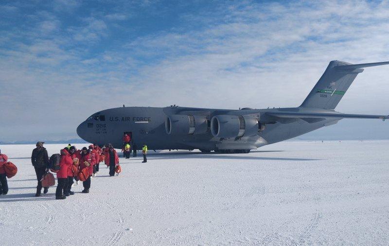 Scripps Oceanography Antarctica