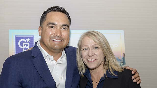 Peter Mendiola and Penny Nathan are merging their real estate brokerages under the name Coldwell Banker West.