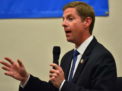 """Rep. Mike Levin said: """"One of the biggest myths that I've heard that needs to be debunked ... is that somehow the House of Representatives in this session has not been productive, that we can't legislate and investigate at the same time. In fact, that's what the Congress has been doing since 1792."""""""