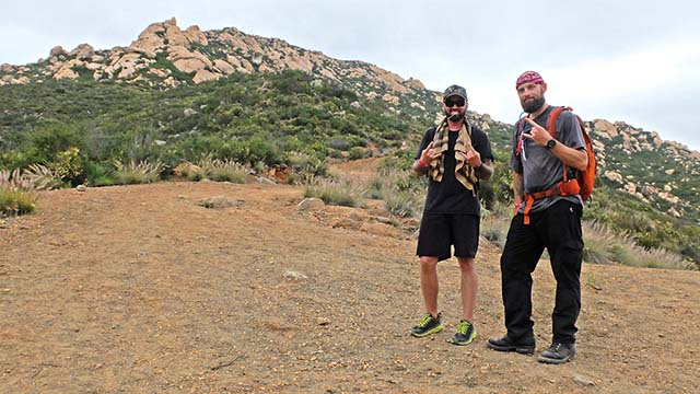 The Warrior Hike Challenge at El Capitan County Preserve includes treks from a mile to more than 8.