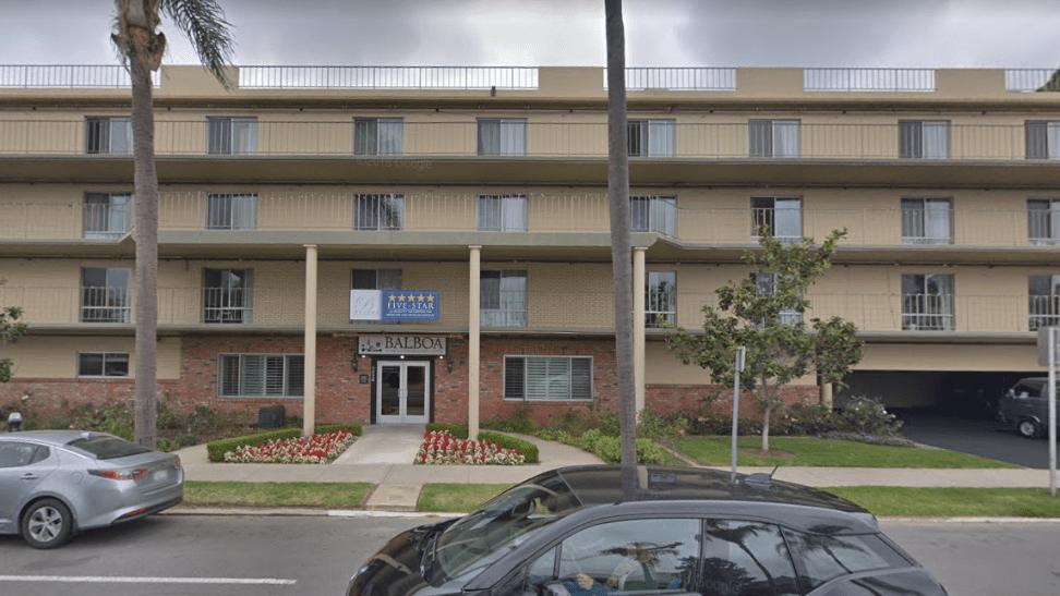 Balboa Nursing & Rehabilitation Center.