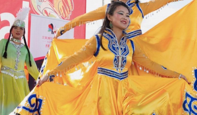 Tet Festival Cultural Celebration Asian
