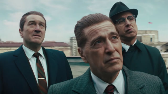 "A scene from ""The Irishman"""