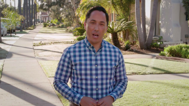 Todd Gloria in TV commercial