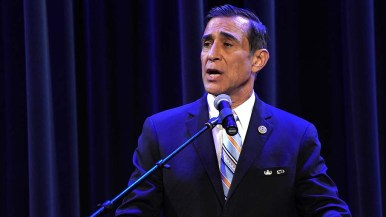 """Darrell Issa defended his ad listing Carl DeMaio as gay, saying The San Diego Union-Tribune has listed his """"gender persuasion"""" in headlines 16 times."""