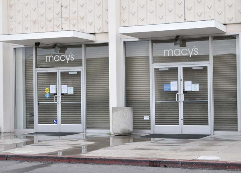 Macy's stores have temporarily closed amid guidelines regarding social distancing.