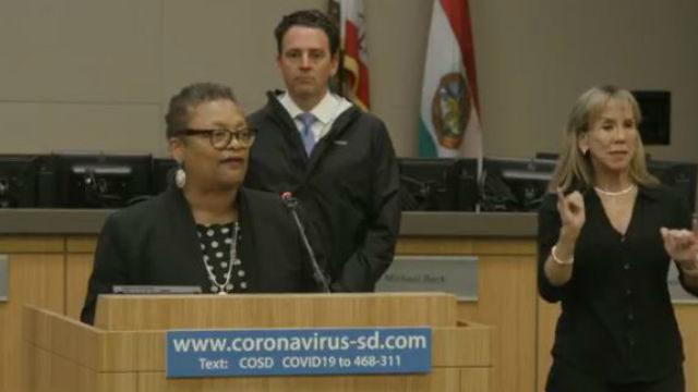 San Diego County Bars Gatherings of 10 or More as Coronavirus ...