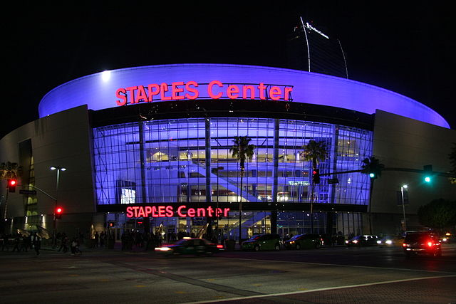 Basketball NBA Los Angeles