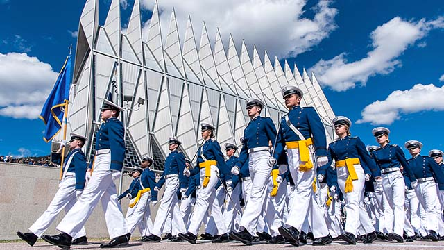 Seven students from the 52nd Congressional District have been accepted at the U.S. Air Force Academy.
