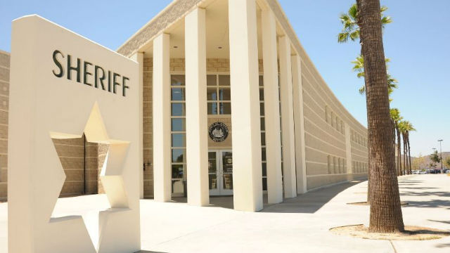 Riverside County Sheriff's Department station
