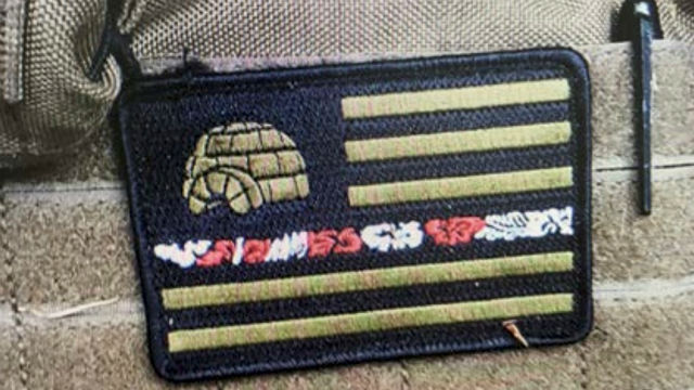 Boogaloo patch