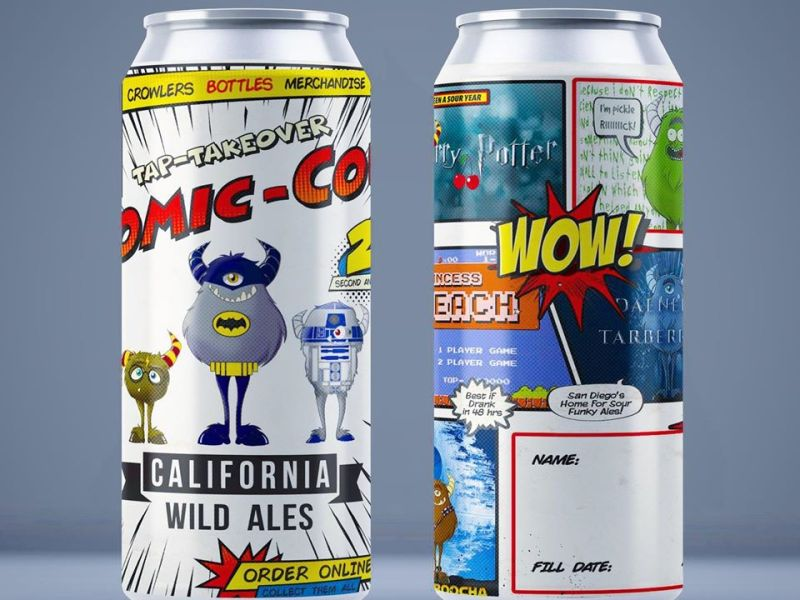 San Diego breweries beer ale