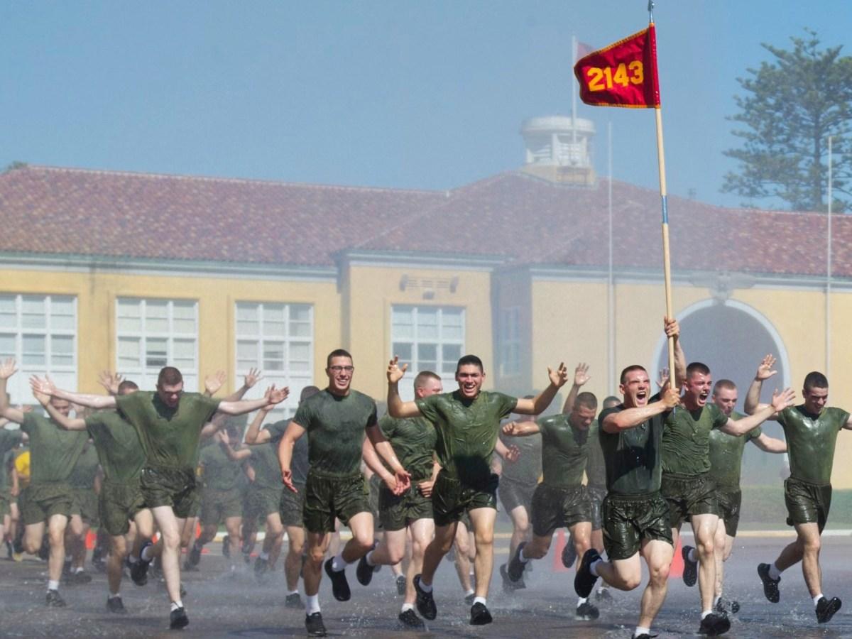 Marine Corps Recruit Depot San Diego