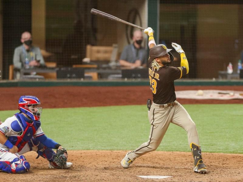 Tatis MLB Texas Friars