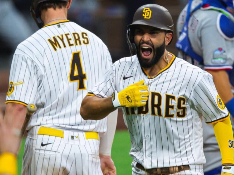MLB National League Baseball