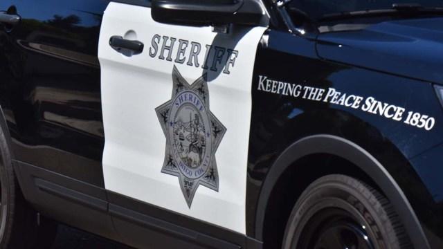 San Diego Sheriff's Department.