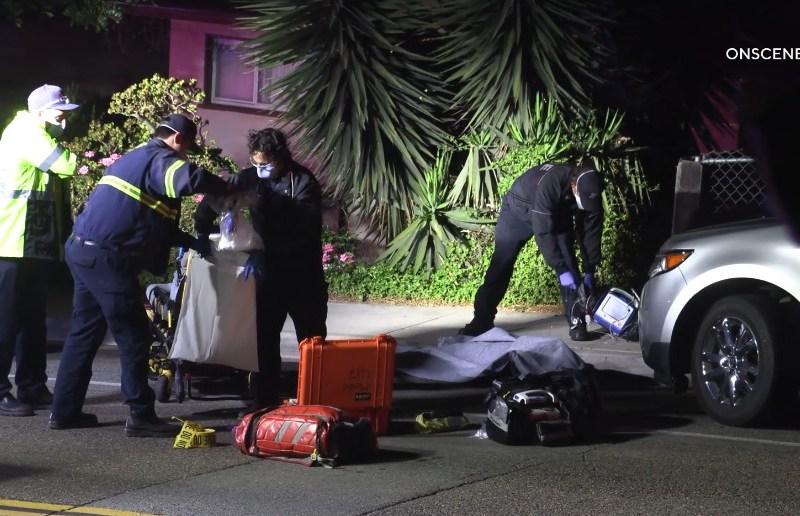Investigation shooting