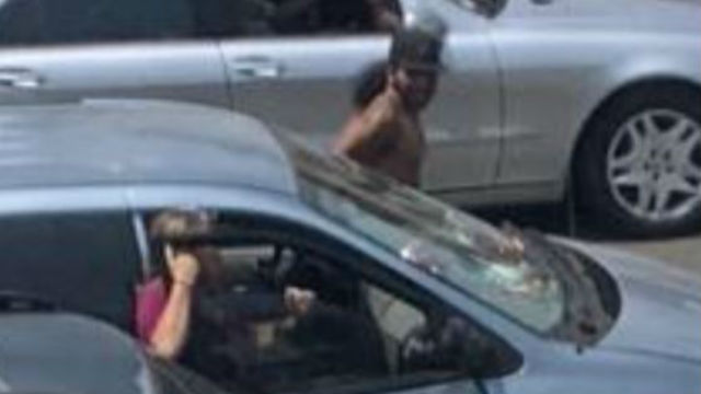 Photo of suspected driver