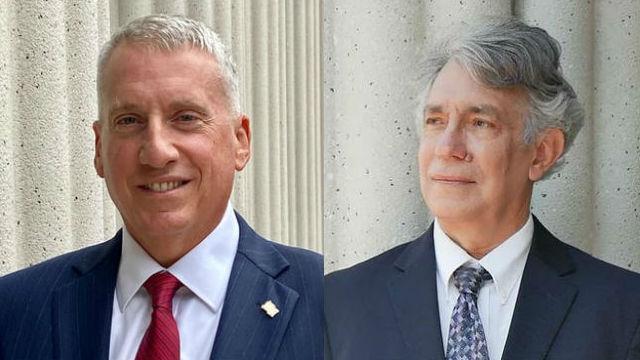 Paul Starita and Tim Nader